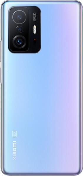 Xiaomi 11T Pro blue back