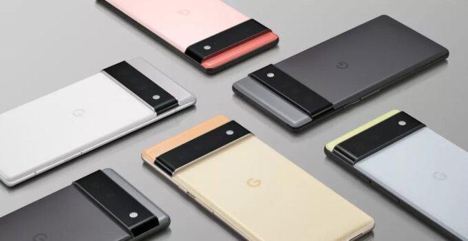 หลุดสเปค Google Pixel 6 Pro เพิ่มเติม อัปเกรดครั้งใหญ่