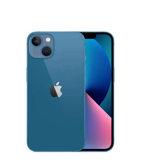 iphone 13 blue select 2021