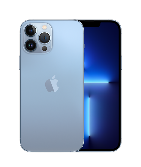 iphone 13 pro max blue select