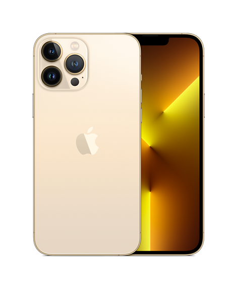 iphone 13 pro max gold select
