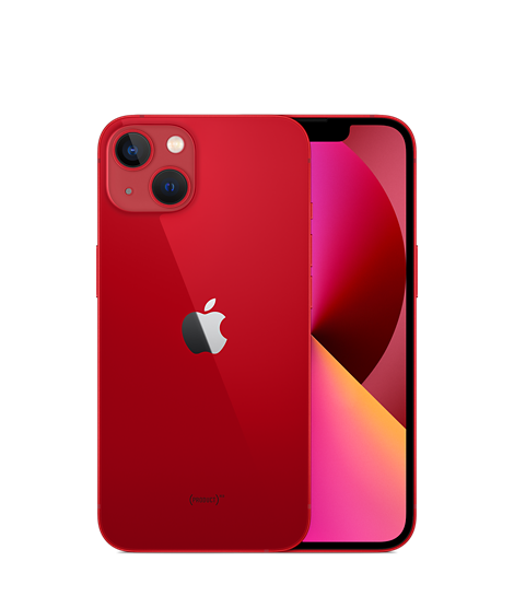 iphone 13 product red select 2021