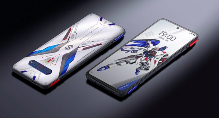 Black Shark 4S Freedom Gundam 02