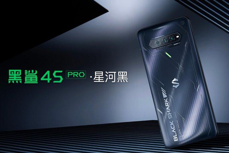 Black Shark 4S Pro Black