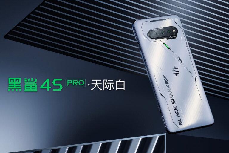 Black Shark 4S Pro White