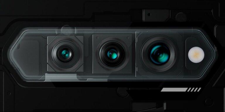 Black Shark 4S Series camera