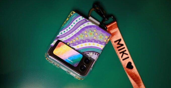 แตกต่างอย่างมีสไตล์ ด้วย Samsung Galaxy Z Flip3 5G พร้อมเทคนิคตกแต่งง่ายๆ จากซัมซุง