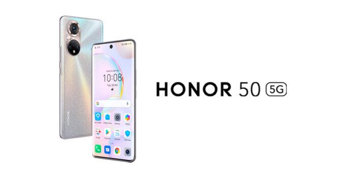 Honor 50 การกลับมาอีกครั้งของแบรนด์แยกของ Huawei ที่จะใช้งาน GMS อย่างแน่นอน