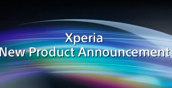 Sony ประกาศเตรียมเปิดตัว Xperia รุ่นใหม่วันที่ 26 ตุลาคมนี้