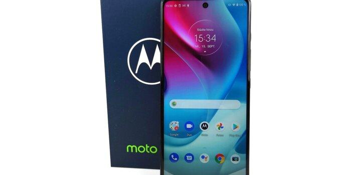 Moto G60s มาตรฐานใหม่ของสมาร์ทโฟนระดับกลางกับการชาร์จเร็ว 50W
