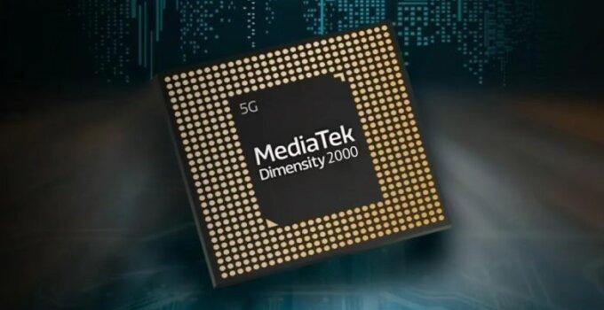 MediaTek Dimensity 2000 จะมาพร้อมแกน Cortex-X2 และชิปกราฟิก Mali-G710